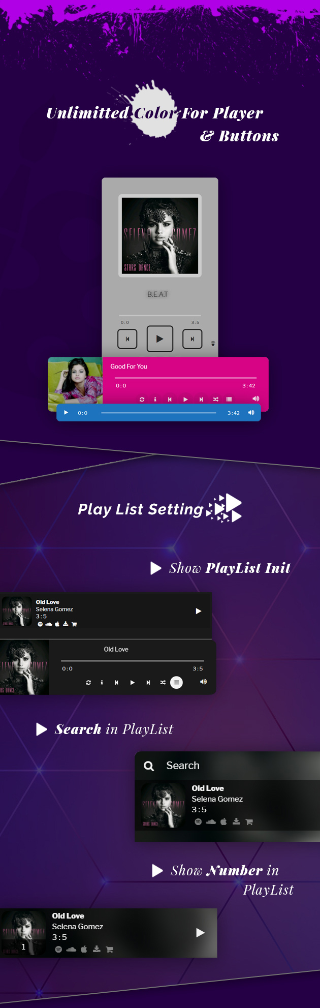 Music Player For WP - 4