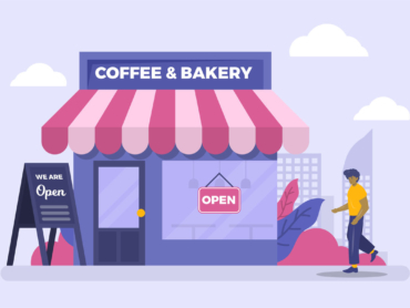 We are open shop illustration1