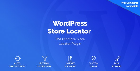 WordPress Store locator Plugin