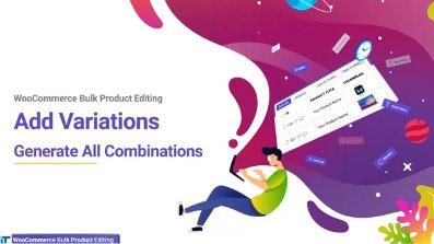 woocommerce bulk product editing manage variation video tutorial