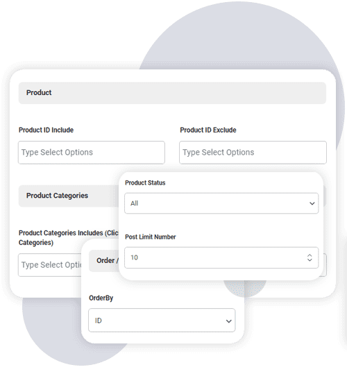 query form