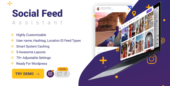 Social Feed Assistant Plugin