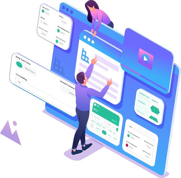 woocommerce product table template manager