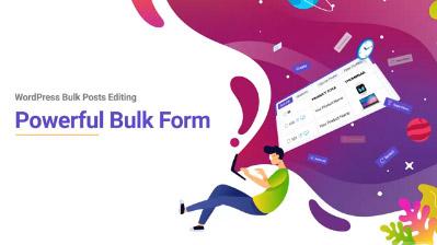 WordPress bulk Post editing bulk edit tutorial video