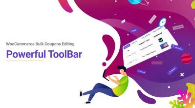 woocommerce bulk coupon editing toolbar tutorial