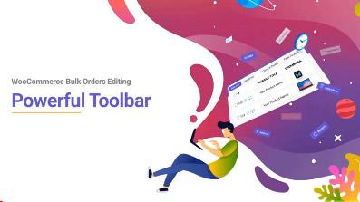 woocommerce bulk orders editing powerful toolbar