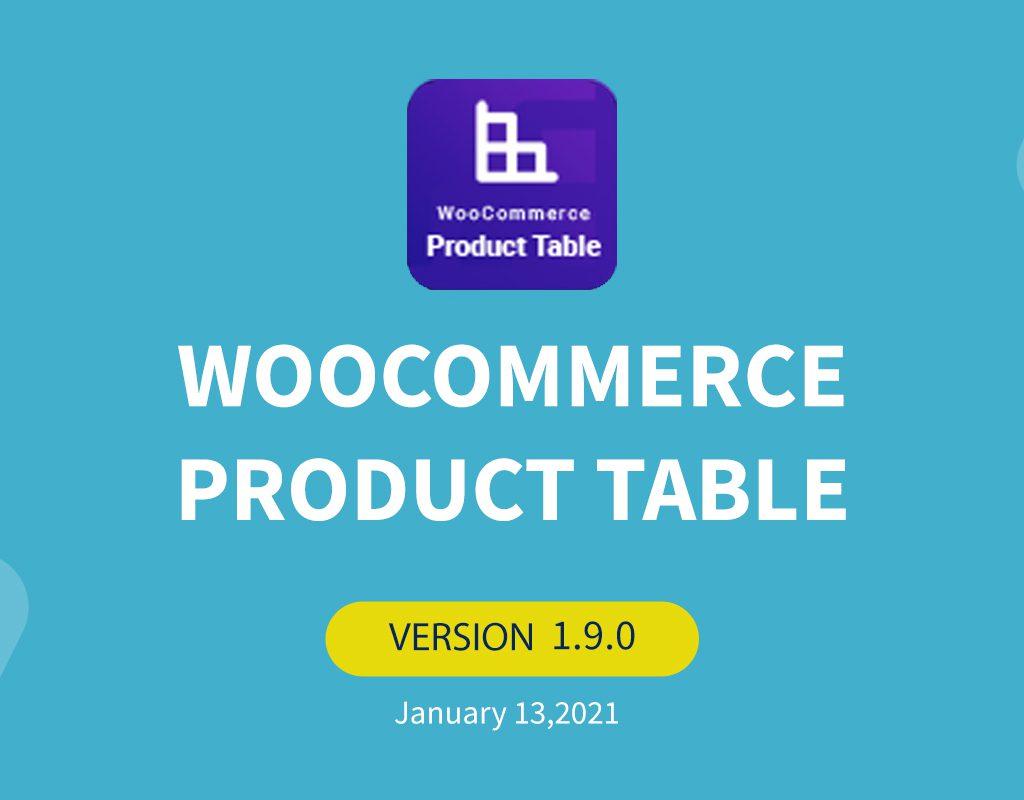 woocommerce product table v1-9-0