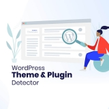 How to find out what WordPress theme and plugins is using on site