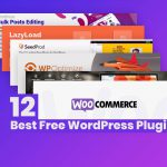 12 Best free WordPress plugins for your website