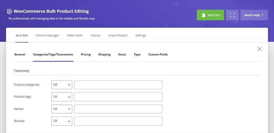 woocommerce-bulk-product-editing-search