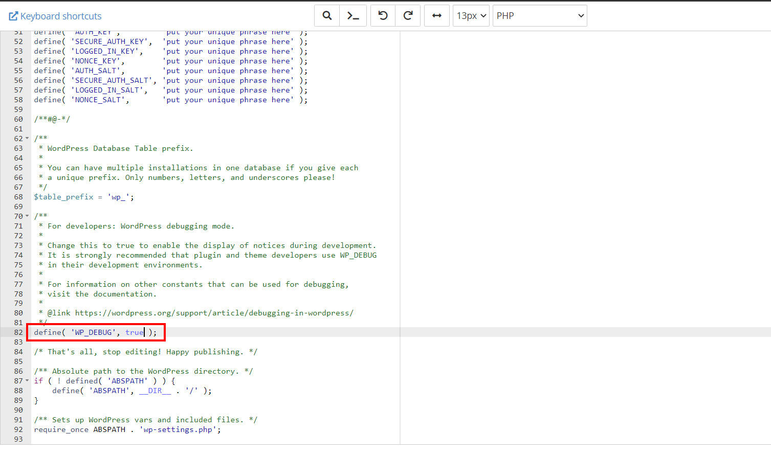 """The """"White screen of death"""" error and how to be fixed"""
