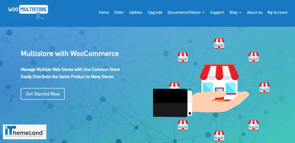 WooCommerce Multistore plugin