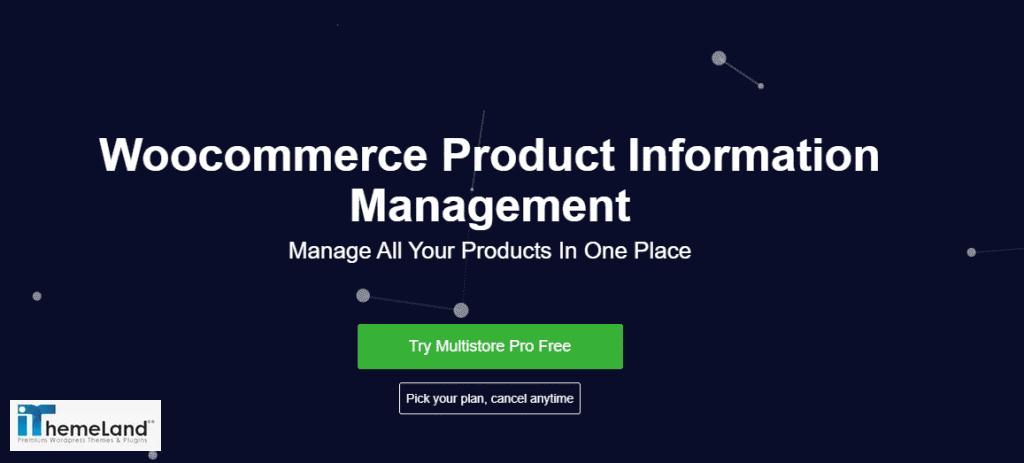 WooCommerce Product Information Management