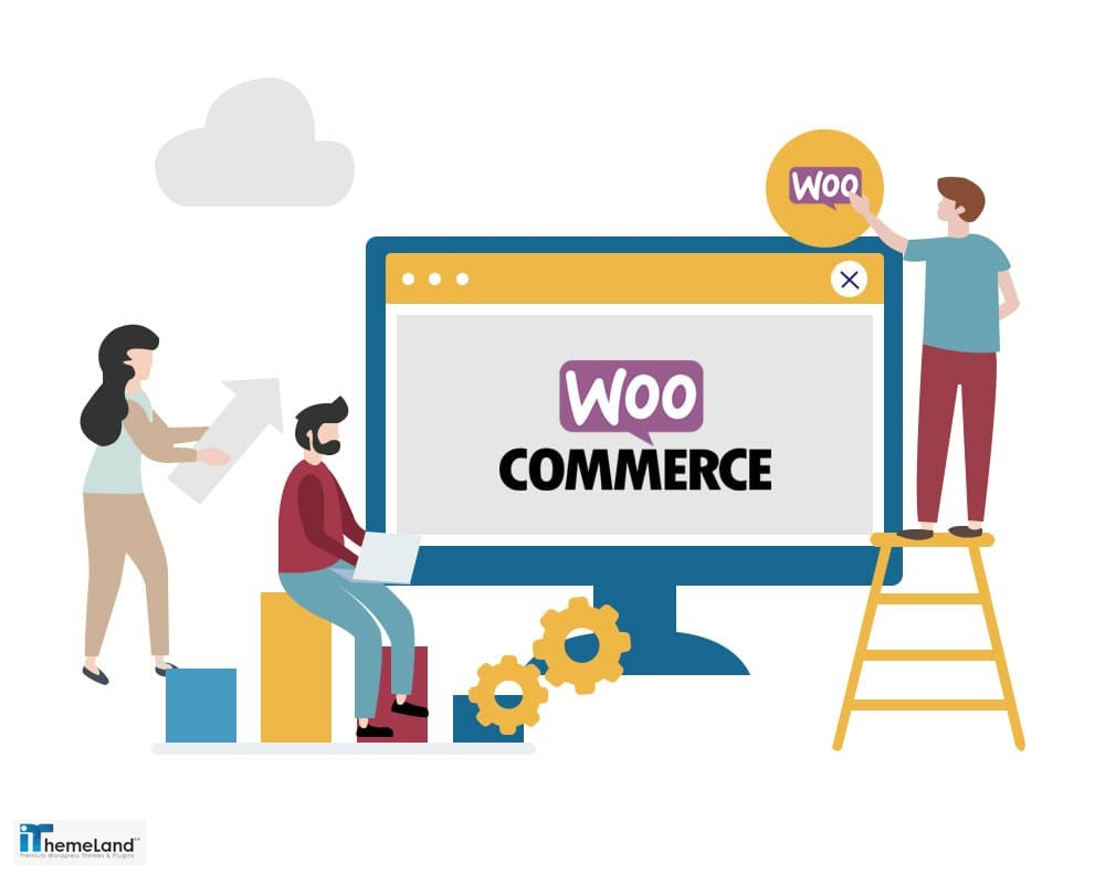WooCommerce support different pages such as shop, cart and account pages