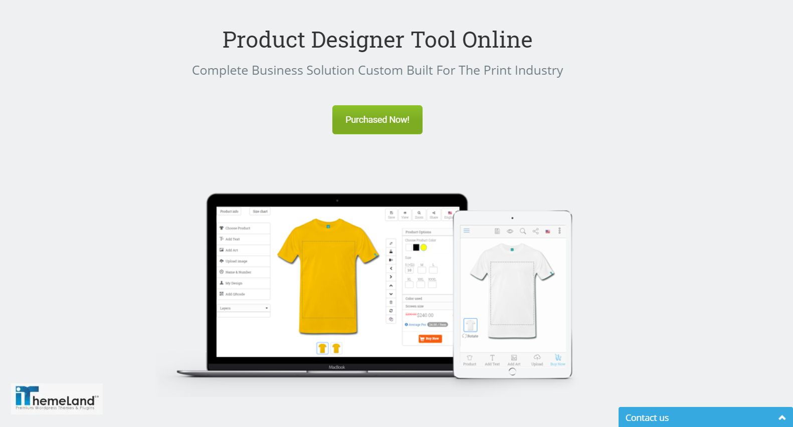 product designer tool online