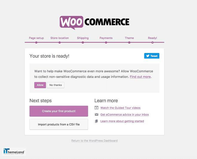Why Choose WooCommerce online shop