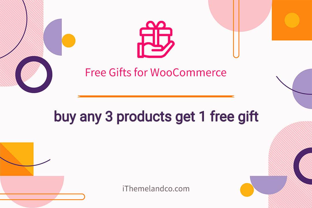 woocommerce free gift buy 3 get 1 video
