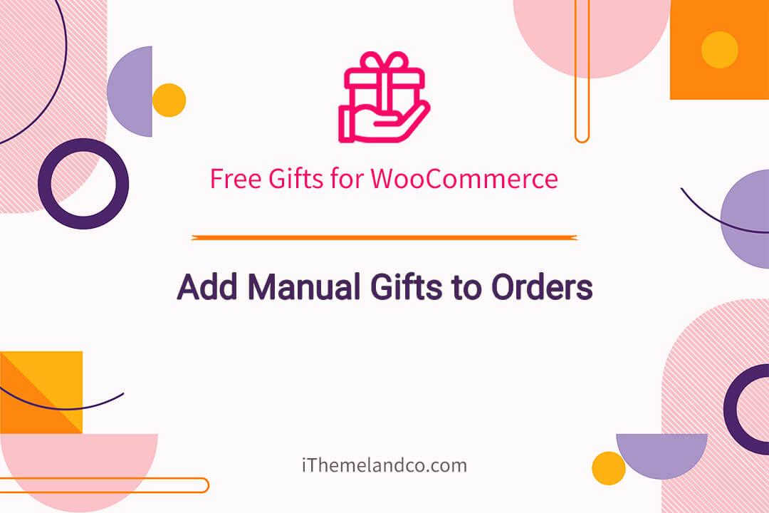 woocommerce free gift add manual gift video