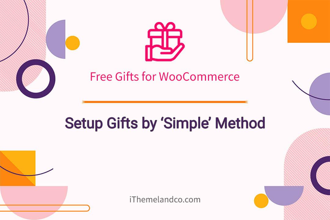 woocommerce free gift simple method video