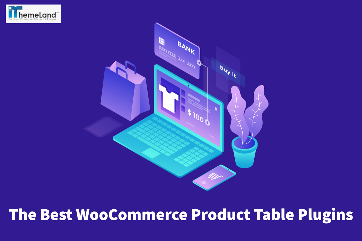 10 best WooCommerce product table plugins