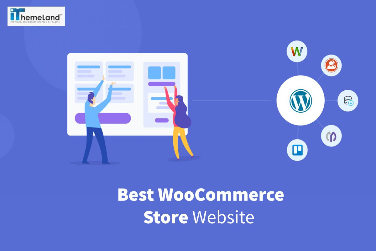 Best WooCommerce Store Websites