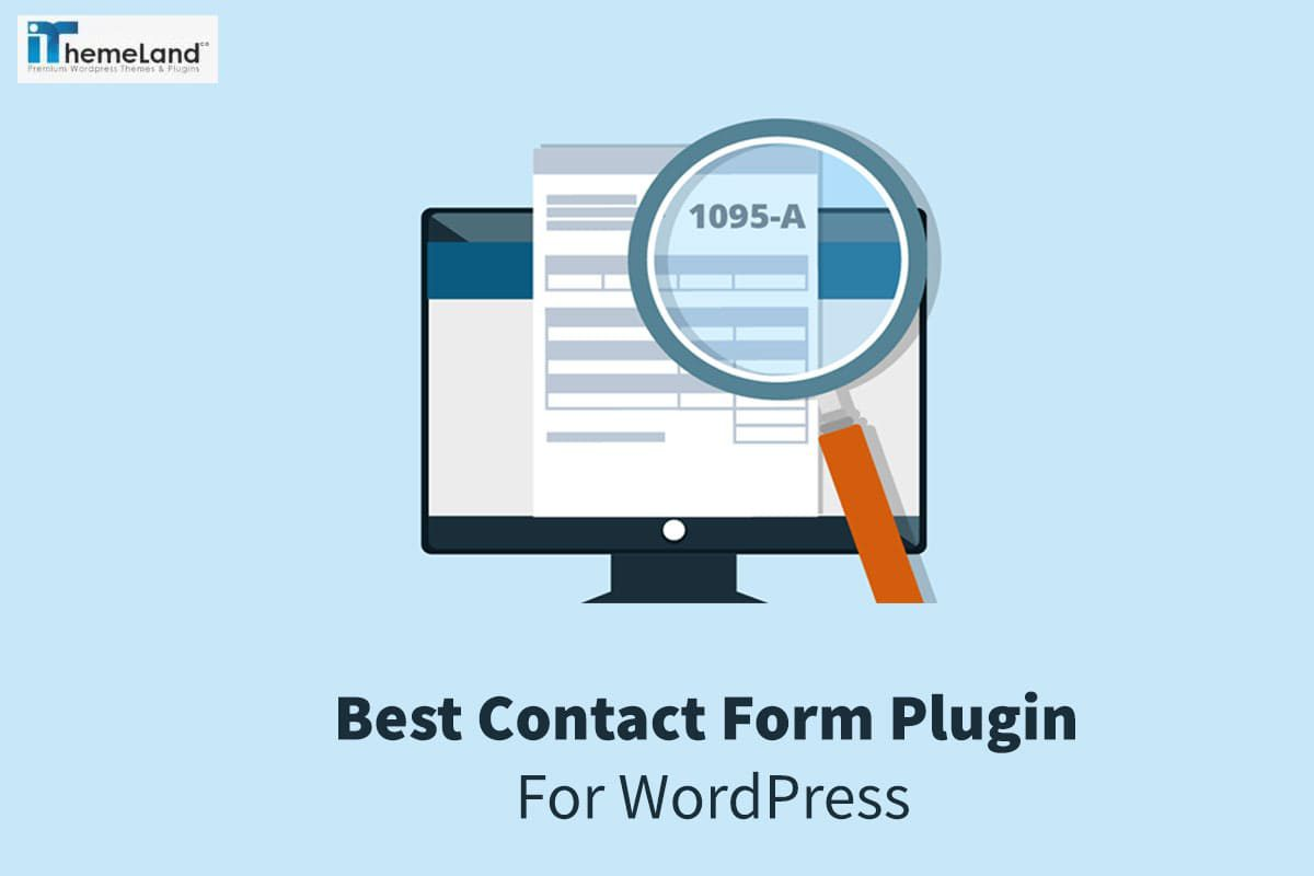Best Free WordPress Contact Form Plugins